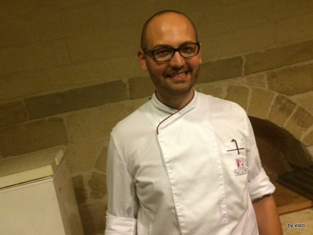 Vito Gaballo all' Osteria Origano