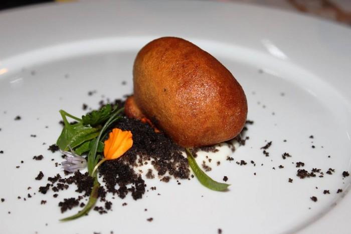 la patata di Sa Fogaia, Matias Perdomo