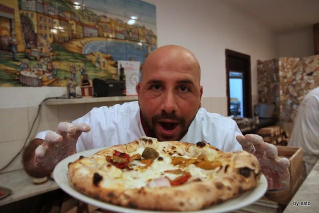 Luca Castellano a Pizzazza