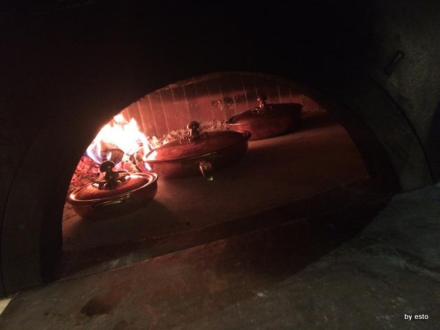 Abraxas. Il forno acceso nel nuovo angolo bistrot