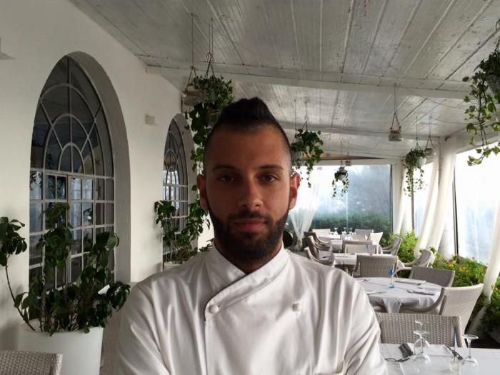 Acquablu, lo chef Mario Stellato