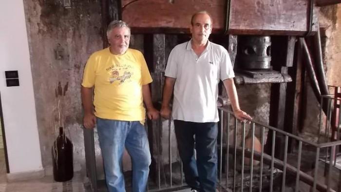Agriturismo San Carlo, Lorenzo e Carlo Sacchi