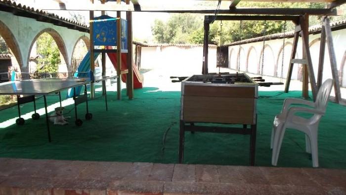 Agriturismo San Carlo, parco giochi per bambini