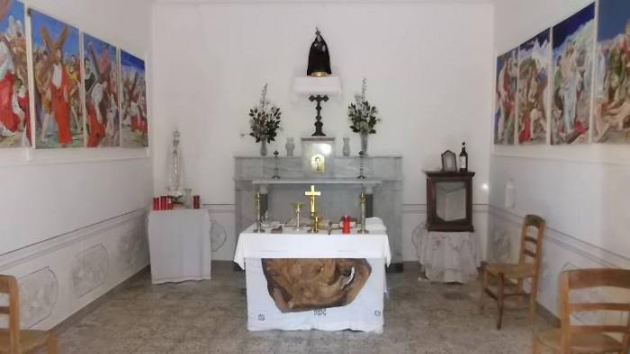Agriturismo San Carlo, vecchia cappella di famiglia