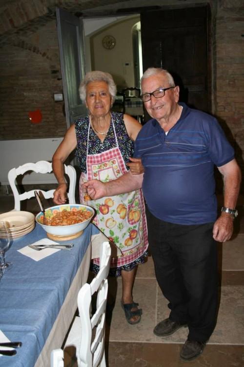 Adele e Giovanni Longo