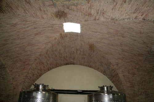 Alberto Longo, i silos di cereali trasformati