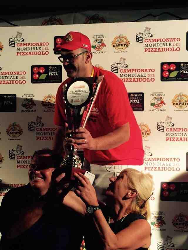 Rossopomodoro Cup: Angelo Pezzella