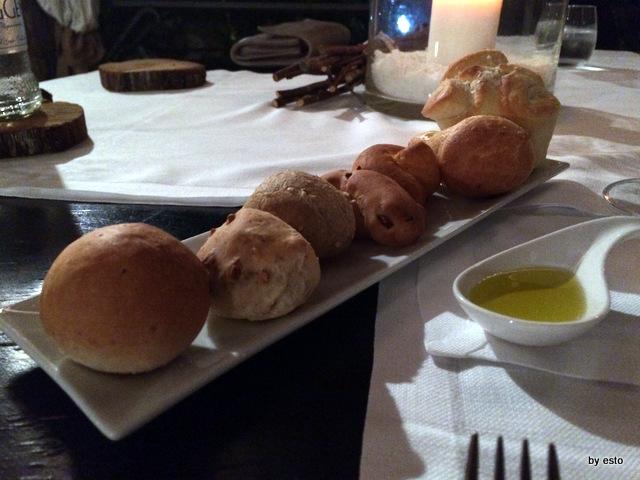 Aquapetra.Il pane e l'olio