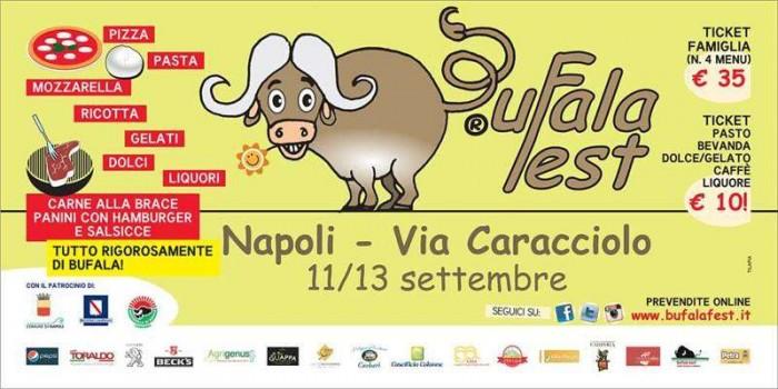 Bufala Fest, la locnadina dell'evento