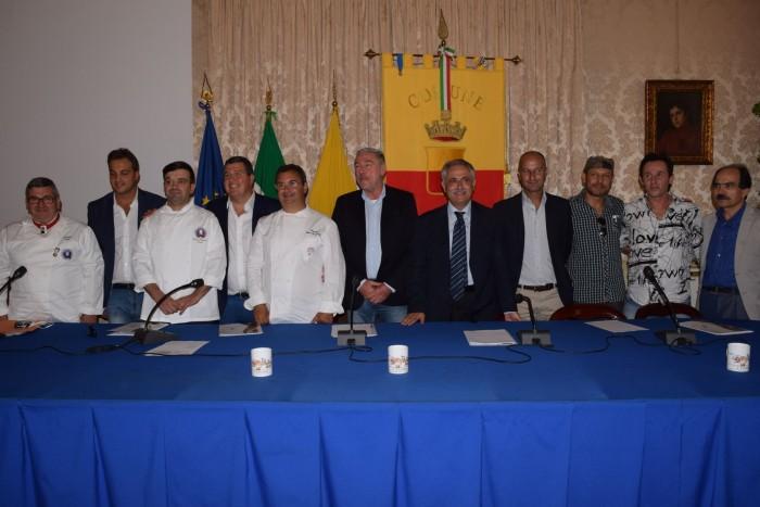 Bufala fest, i protagonisti alla conferenza stampa