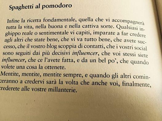 Gli spaghetti al pomodoro di Camilla Baresani