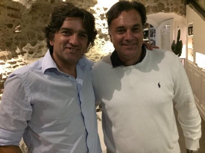 Cicciotto, Gianluca e Vincenzo Capuano