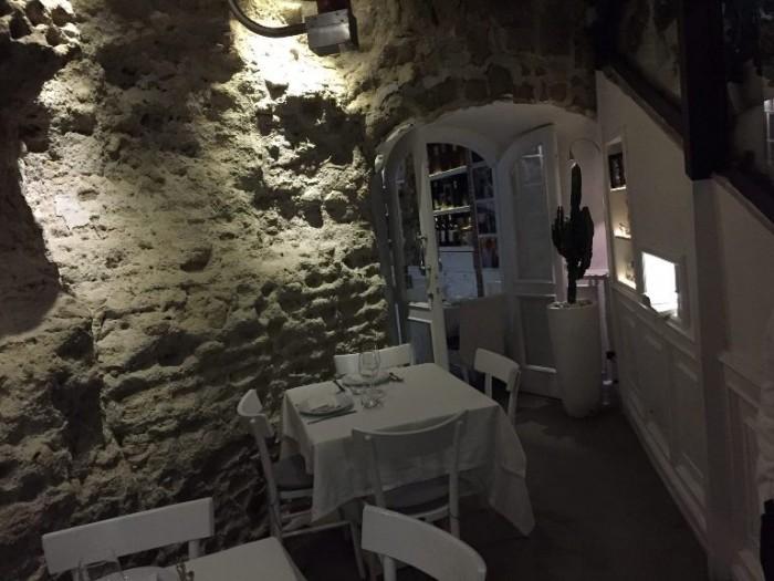 Cicciotto, il locale interno