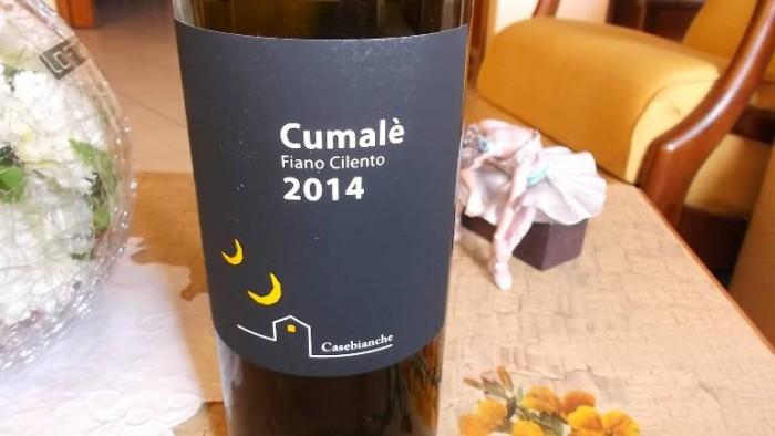 Cumalè Fiano Cilento Dop 2014 Casebianche
