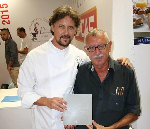 Domenico Cilenti e Michele Peragine