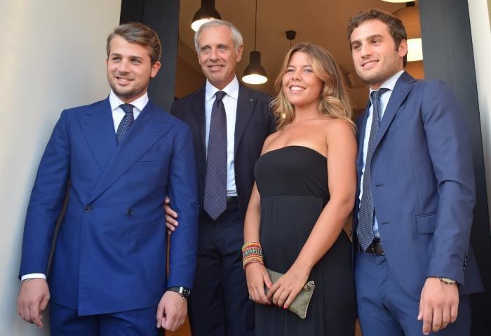 Eccellenze Campane Mare, all'inaugurazione presente l'assessore Alessandra Clemente
