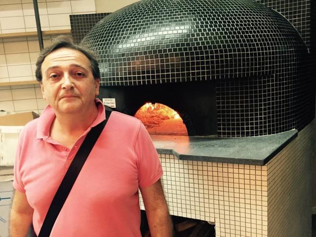 Prova di forno per Guglielmo Vuolo