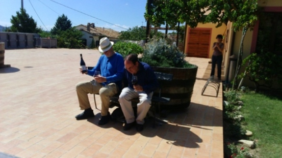 Enologica a Montefalco