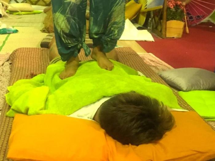 Festival dell'Oriente, relax e massaggi