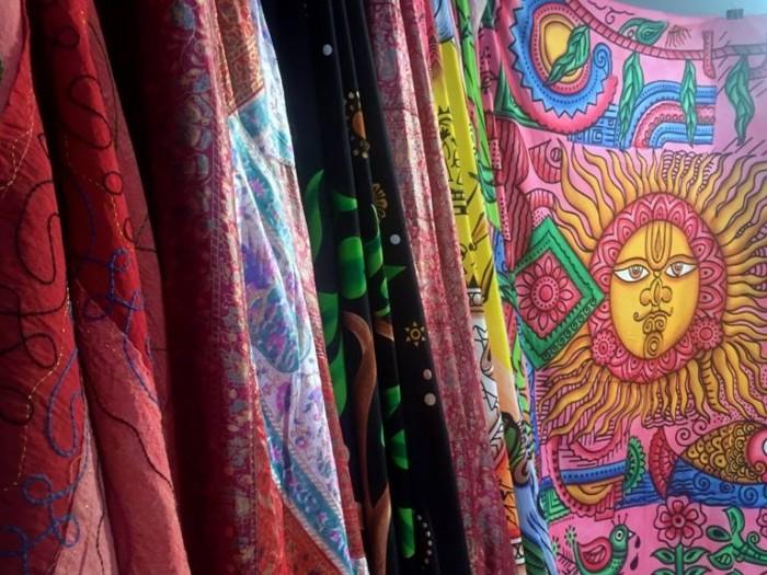 Festival dell'Oriente, tessuti e icone