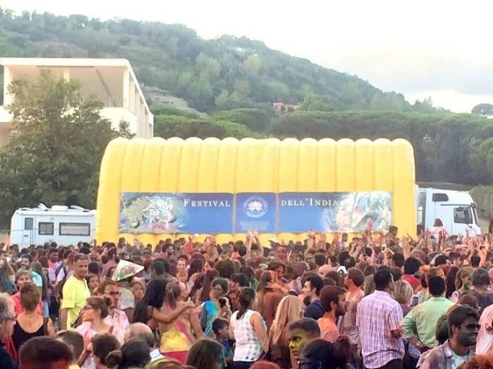 Festival dell'Oriente, visitatori