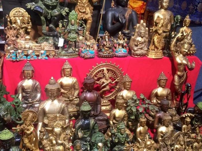 Festival dell'Oriente, statuette