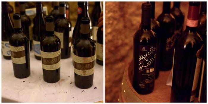 Festival della Vendemmia, verticale dei vini La Morella