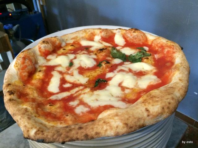 Genuino Pizza Margherita taglia L