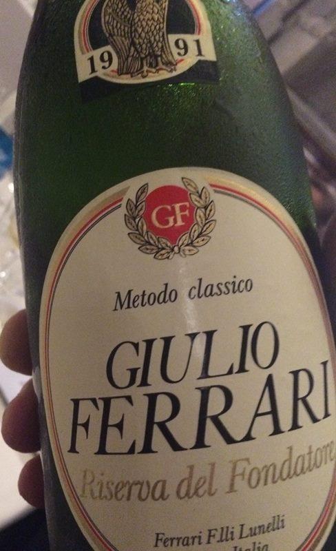 Giulio Ferrari Riserva del Fondatore 1991