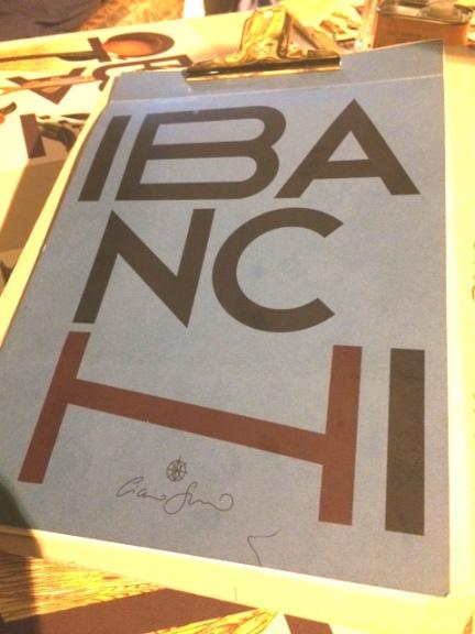 I Banchi, il menu