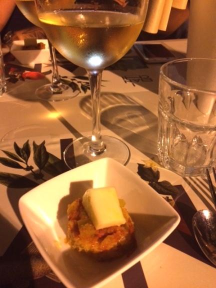 I Banchi, polpetta di zucchina siciliana