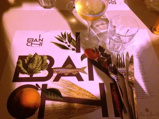 I Banchi, stile e design anche a tavola