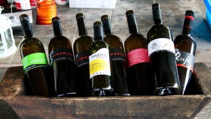 I vini di Zidarich