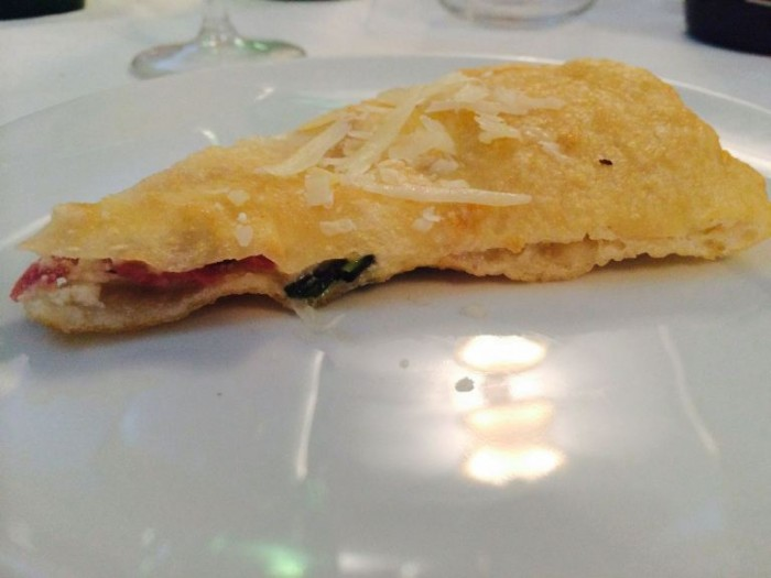 La Tabellara, pizza fritta napoletana