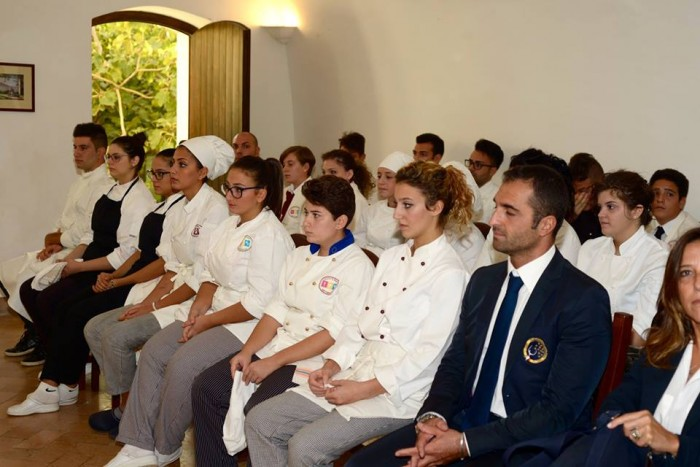 La Viticoltura in Campania, gli alunni dell'Istituto Alberghiero Ferrari di Battipaglia