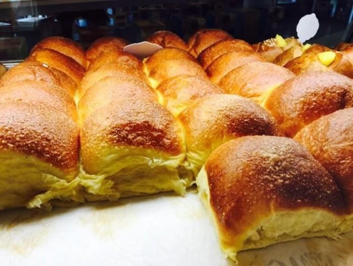 La brioche napoletana del Leonessa PastaBar