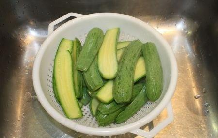 Le miracolose zucchine lessate col pensiero
