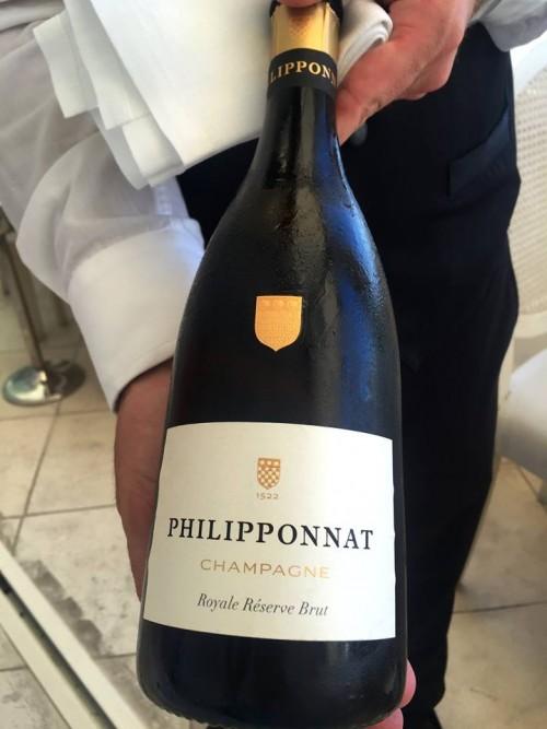 Mammà, champagne Philipponnat