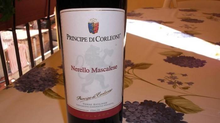 Nerello Mascalese Igp 2014 Terre Siciliane Principe di Corleone