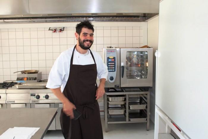 Nordic Food Lab, Roberto Flore