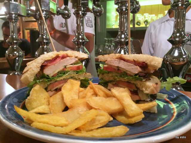 Pa Nino Palazzo Vialdo il sandwich
