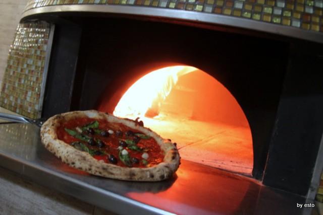 Paradise. Salvatore Lioniello la pizza marinara casertana
