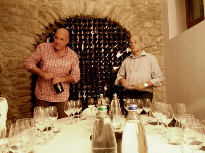 Pierpaolo Sirch e Francesco Domini