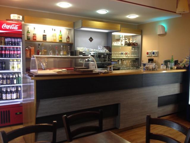 Rifugio Sapienza, il bar