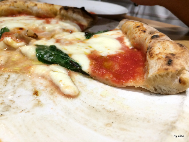 Rossopomodoro a Eataly Chicago Francesco Montuori struttura  della pizza