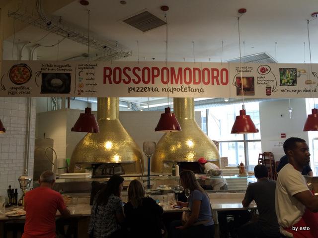 Rossopomodoro a Eataly  Chicago Francesco Montuori