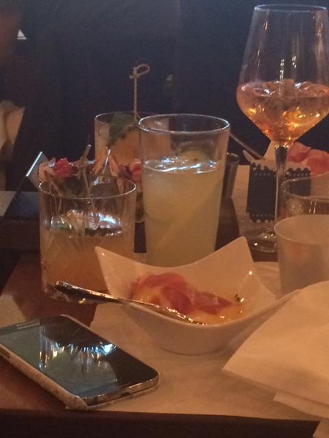 TED Burger&Lobster, i cocktail