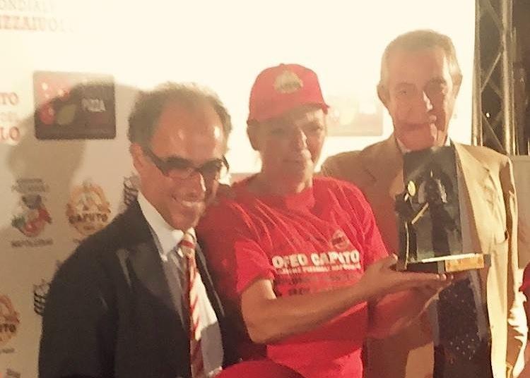 Teresa Iorio Campione del Mondo Trofeo Caputo