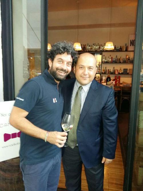 Valerio Capriotti e Alessandro Pipero
