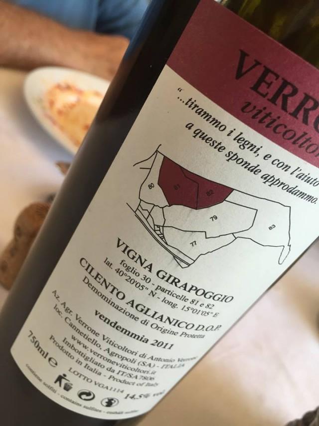 Verone Vigna Giropoggio 2011